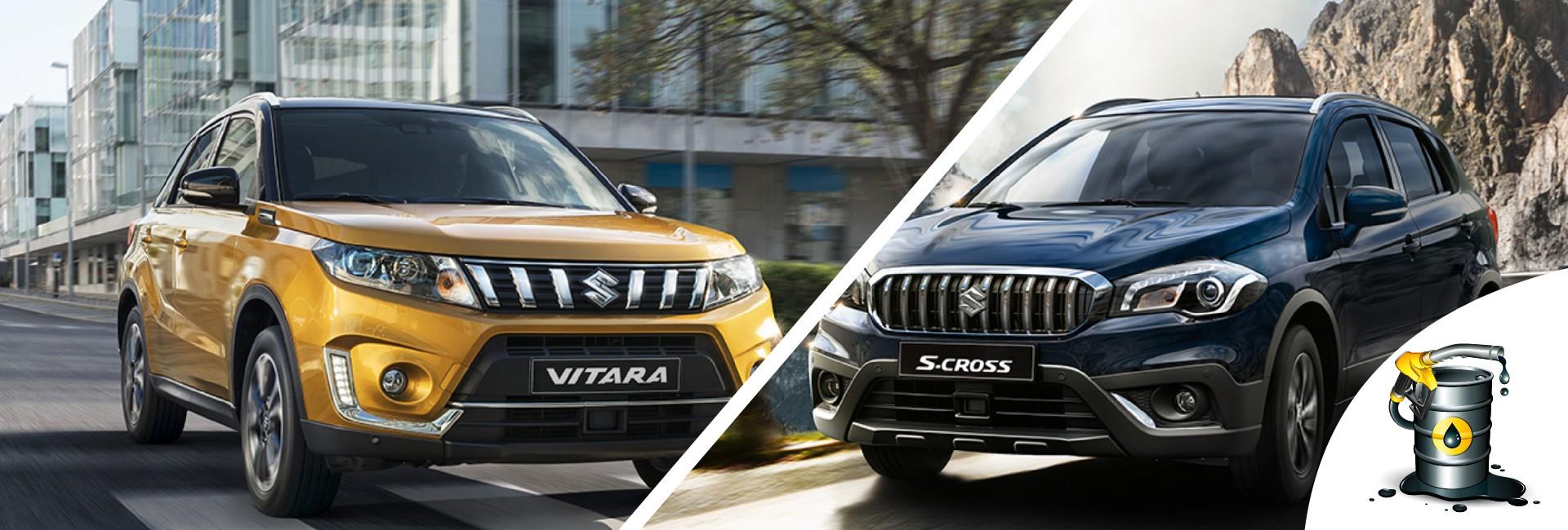 Suzuki VITARA a S-CROSS